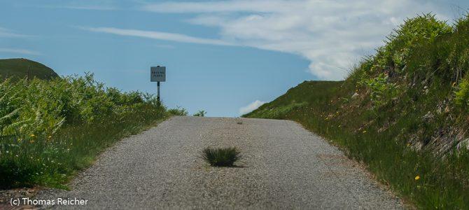 Autofahren bei Linksverkehr